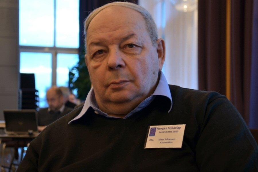 Einar Rudolf Johansen