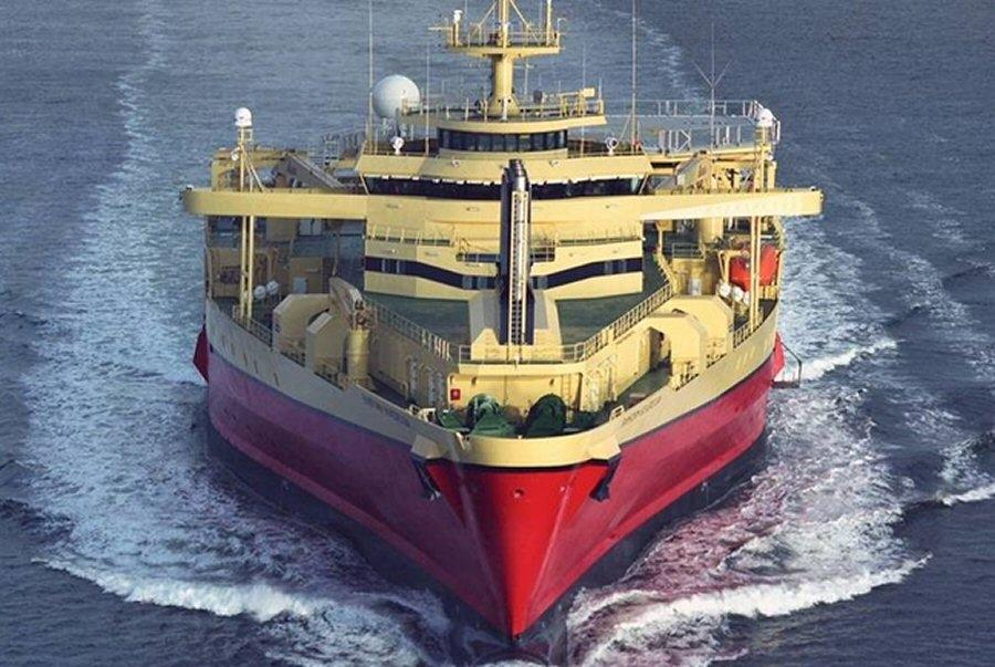 Seismikk i Nordsjøen