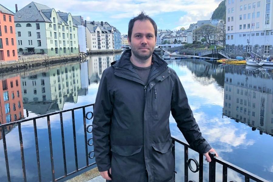 Ny rådgiver i Ålesund