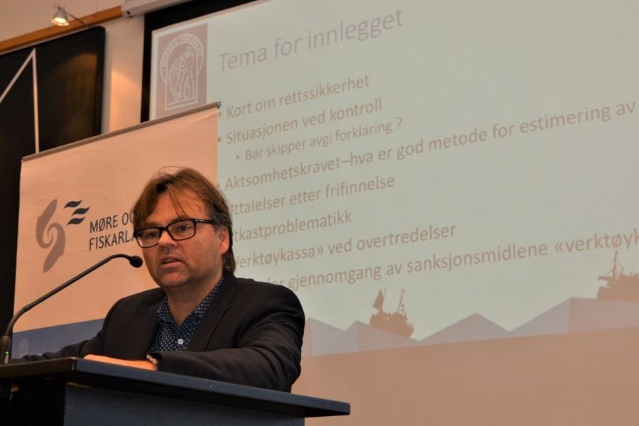 Norsk praksis kritiseres