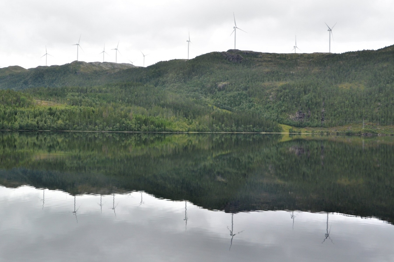 Fiskarlaget med vind-krav